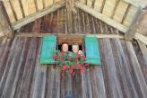 Hanni und Hans auf der Ebenalm